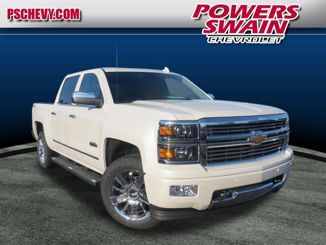 2015 chevrolet silverado 1500 4x4 high country 4dr crew cab 6 5 ft sb for sa. Cars Review. Best American Auto & Cars Review