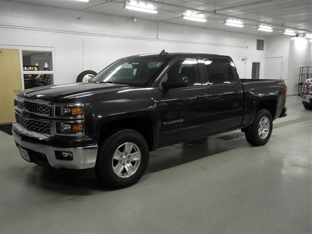 2015 chevrolet silverado 1500 4x4 lt 4dr crew cab 6 5 ft sb w z71 for sale in otsego minnesota. Black Bedroom Furniture Sets. Home Design Ideas