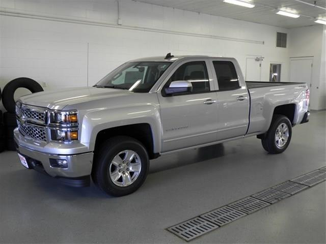 2015 chevrolet silverado 1500 4x4 lt 4dr double cab 6 5 ft sb w z71 for sale in otsego. Black Bedroom Furniture Sets. Home Design Ideas