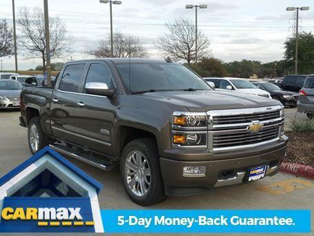 2015 Chevrolet Silverado 1500 High Country 4x2 High