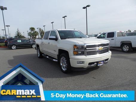 2015 Chevrolet Silverado 1500 High Country 4x4 High