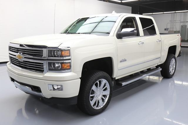 2015 chevrolet silverado 1500 high country 4x4 high country 4dr crew cab 5 8 ft sb for sale in. Black Bedroom Furniture Sets. Home Design Ideas