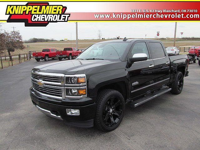 2015 Chevrolet Silverado 1500 High Country For Sale In