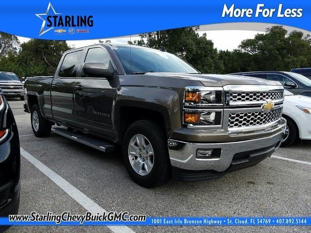 2015 chevrolet silverado 1500 lt 4x2 lt 4dr crew cab 5 8 ft sb for sale in saint cloud florida. Black Bedroom Furniture Sets. Home Design Ideas