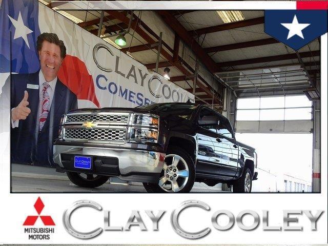 2015 Chevrolet Silverado 1500 LT 4x2 LT 4dr Crew Cab