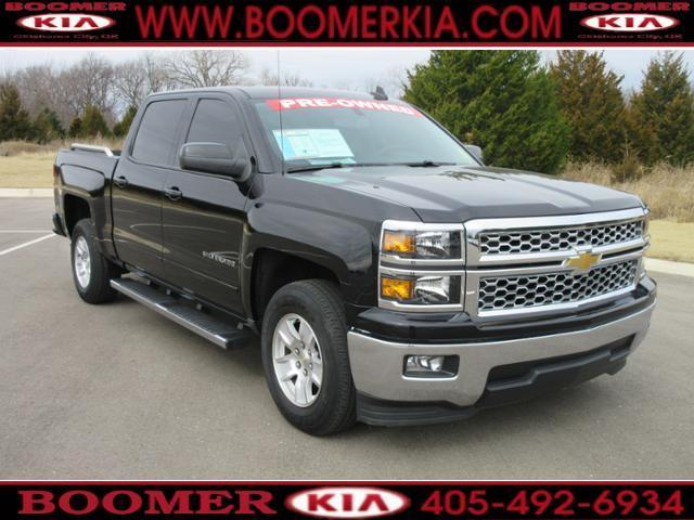 2015 chevrolet silverado 1500 lt 4x2 lt 4dr crew cab 6 5 ft sb w z71 for sale in oklahoma city. Black Bedroom Furniture Sets. Home Design Ideas