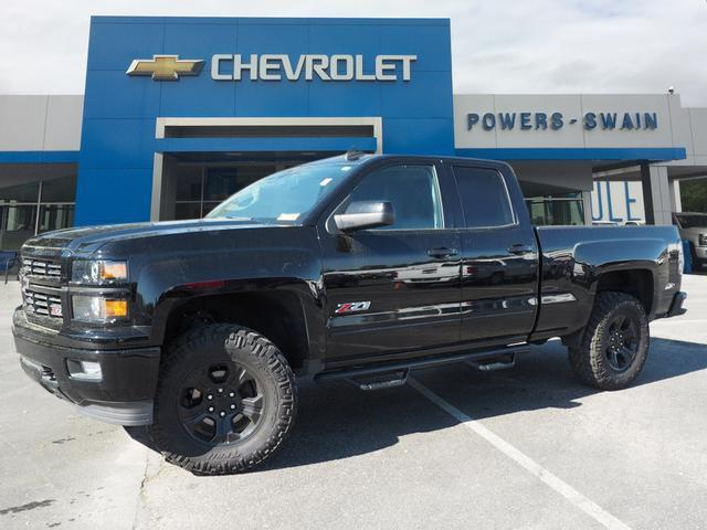 2015 chevrolet silverado 1500 lt 4x4 lt 4dr double cab 6 5. Cars Review. Best American Auto & Cars Review