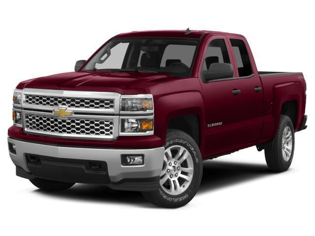 2015 Chevrolet Silverado 1500 Work Truck 4x4 Work Truck