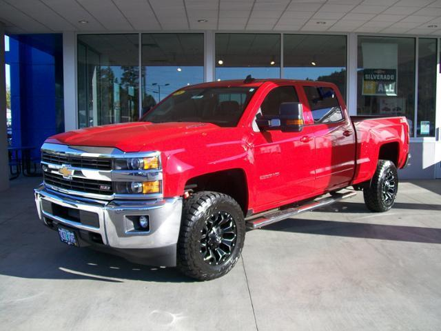 2015 chevrolet silverado 2500hd lt 4x4 lt 4dr crew cab sb for sale in ashland oregon classified. Black Bedroom Furniture Sets. Home Design Ideas
