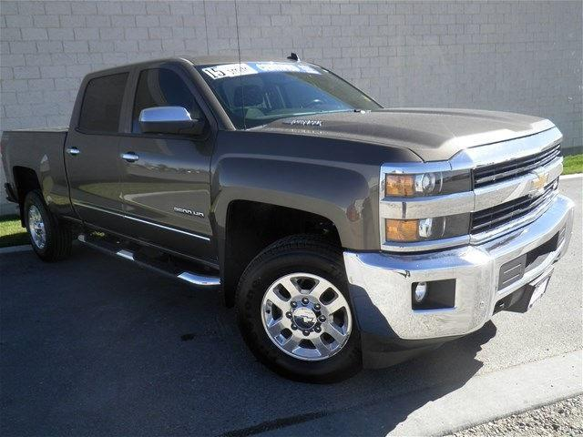 2015 chevrolet silverado 2500hd ltz 4x4 ltz 4dr crew cab sb for sale in idaho falls idaho. Black Bedroom Furniture Sets. Home Design Ideas