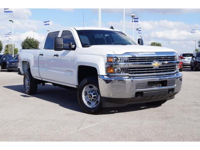2015 chevrolet silverado 2500hd work truck 4x4 work truck 4dr crew cab sb for sale in broken. Black Bedroom Furniture Sets. Home Design Ideas