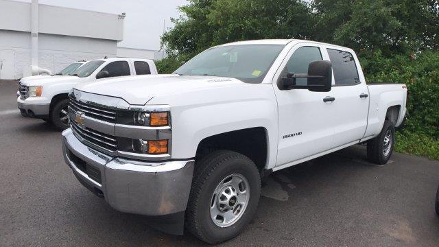 2015 chevrolet silverado 2500hd work truck 4x4 work truck 4dr crew cab sb for sale in claremore. Black Bedroom Furniture Sets. Home Design Ideas