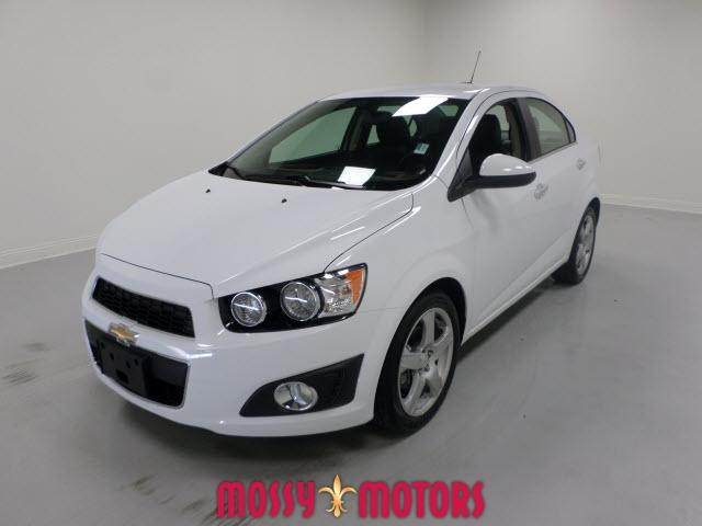2015 chevrolet sonic ltz auto new orleans la for sale in new orleans louisiana classified. Black Bedroom Furniture Sets. Home Design Ideas