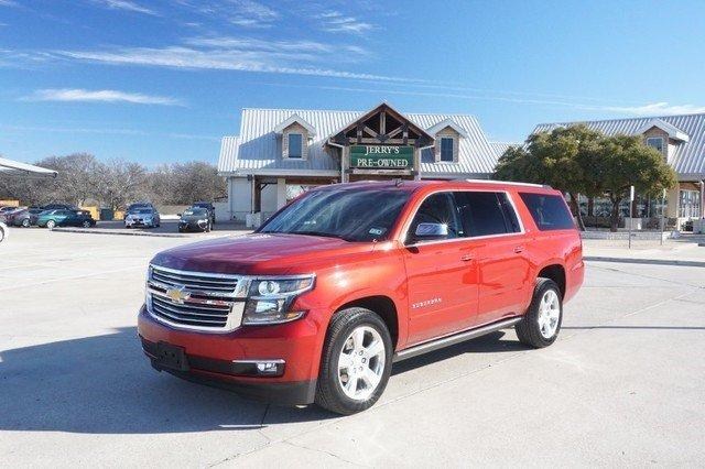 Jerrys Chevrolet Weatherford Tx >> 2015 CHEVROLET Suburban 4x4 LTZ 1500 4dr SUV for Sale in ...