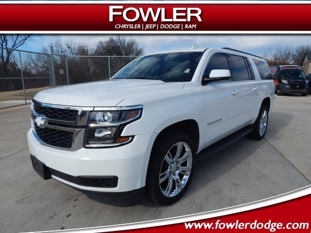 2015 chevrolet suburban lt 1500 4x2 lt 1500 4dr suv for sale in oklahoma city oklahoma. Black Bedroom Furniture Sets. Home Design Ideas