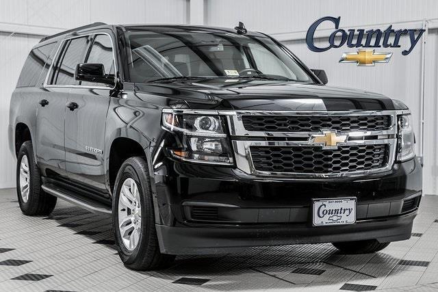 2015 Chevrolet Suburban LT 1500 4x4 LT 1500 4dr SUV