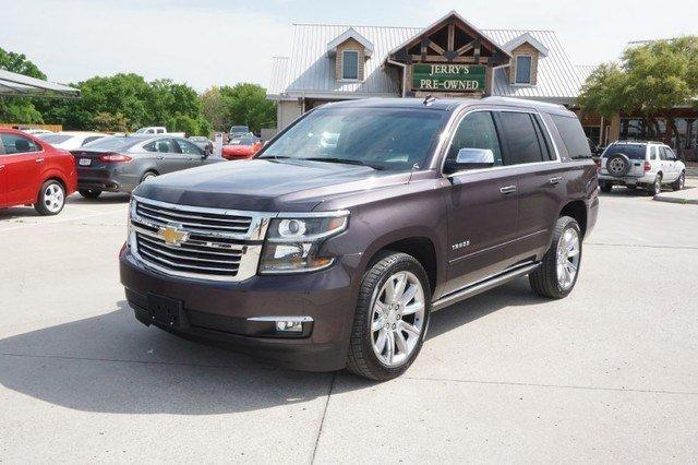Jerrys Chevrolet Weatherford Tx >> 2015 CHEVROLET Tahoe 4x4 LTZ 4dr SUV for Sale in ...
