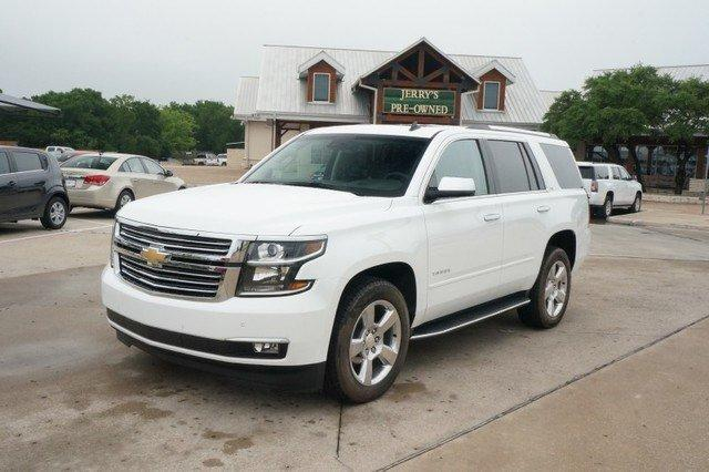 tahoe ltz chevrolet suv 4x4 4dr americanlisted texas weatherford