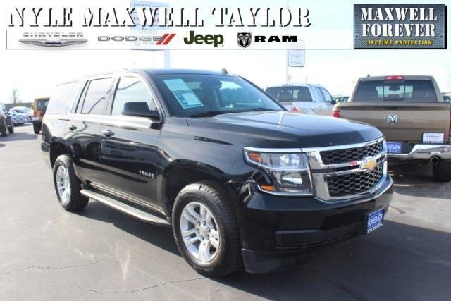 2015 Chevrolet Tahoe LT 4x2 LT 4dr SUV