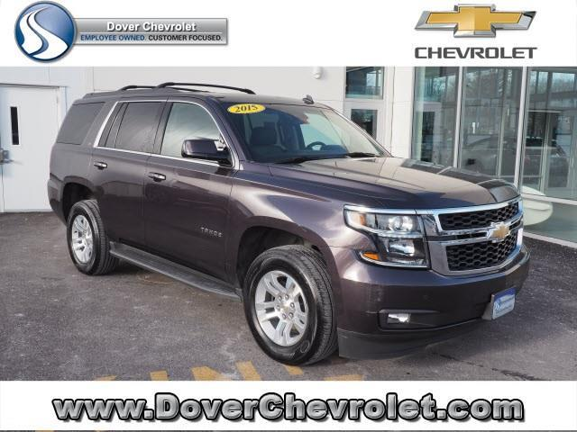 2015 chevrolet tahoe lt 4x4 lt 4dr suv for sale in dover new hampshire classified. Black Bedroom Furniture Sets. Home Design Ideas