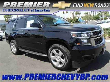 2015 chevrolet tahoe lt for sale in buena park california classified. Black Bedroom Furniture Sets. Home Design Ideas