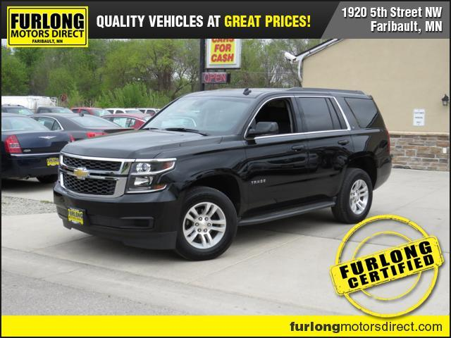 2015 chevrolet tahoe lt faribault mn for sale in faribault minnesota classified. Black Bedroom Furniture Sets. Home Design Ideas