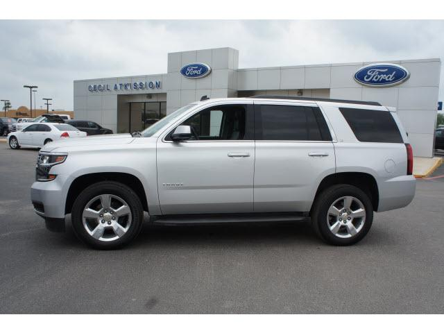 2015 chevrolet tahoe lt hondo tx for sale in dunlay texas classified. Black Bedroom Furniture Sets. Home Design Ideas