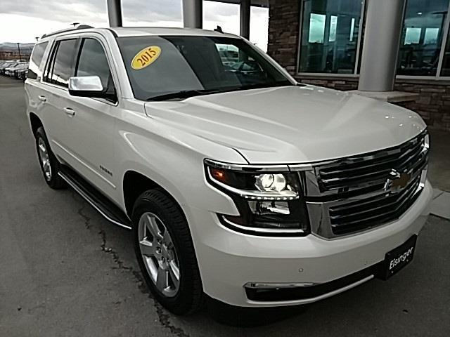 2015 chevrolet tahoe ltz 4x4 ltz 4dr suv for sale in evergreen montana classified. Black Bedroom Furniture Sets. Home Design Ideas