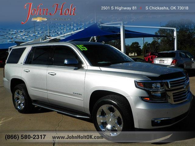 2015 chevrolet tahoe ltz 4x4 ltz 4dr suv for sale in chickasha oklahoma classified. Black Bedroom Furniture Sets. Home Design Ideas