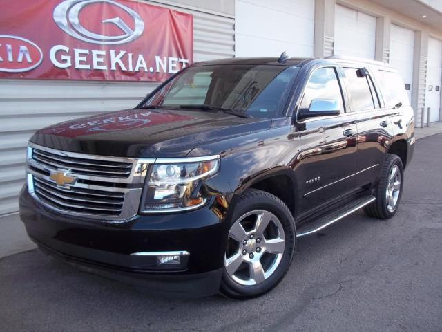 2015 chevrolet tahoe ltz 4x4 ltz 4dr suv for sale in coeur d 39 alene idaho classified. Black Bedroom Furniture Sets. Home Design Ideas