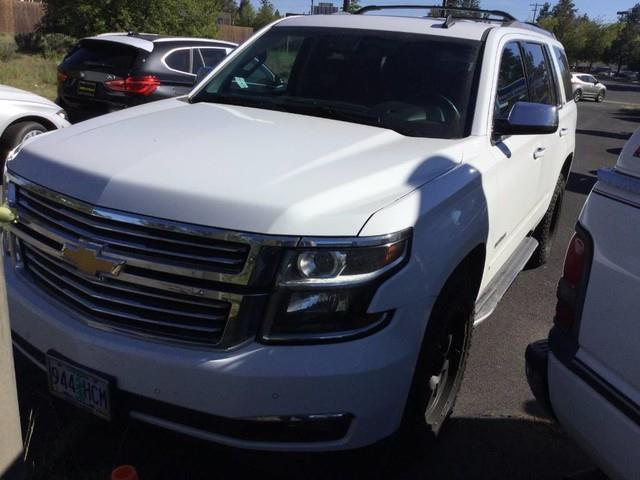 2015 chevrolet tahoe ltz 4x4 ltz 4dr suv for sale in bend oregon classified. Black Bedroom Furniture Sets. Home Design Ideas
