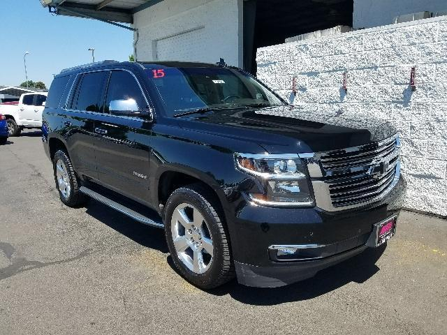 2015 chevrolet tahoe ltz 4x4 ltz 4dr suv for sale in medford oregon classified. Black Bedroom Furniture Sets. Home Design Ideas