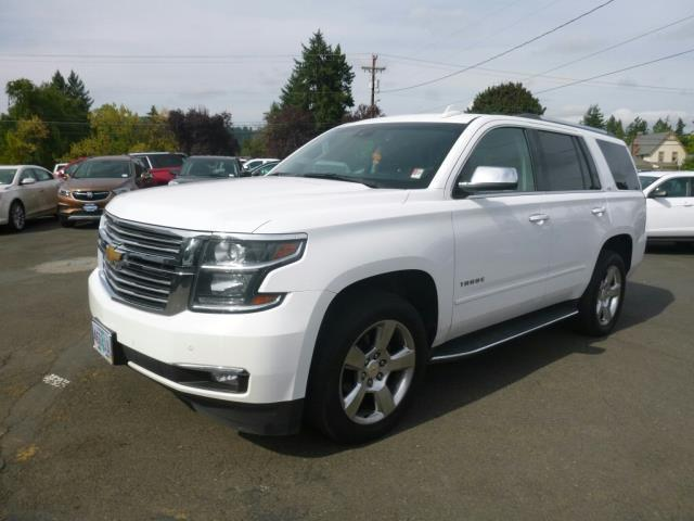 2015 chevrolet tahoe ltz 4x4 ltz 4dr suv for sale in gladstone oregon classified. Black Bedroom Furniture Sets. Home Design Ideas