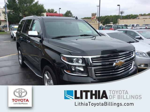 2015 chevrolet tahoe ltz 4x4 ltz 4dr suv for sale in billings montana classified. Black Bedroom Furniture Sets. Home Design Ideas
