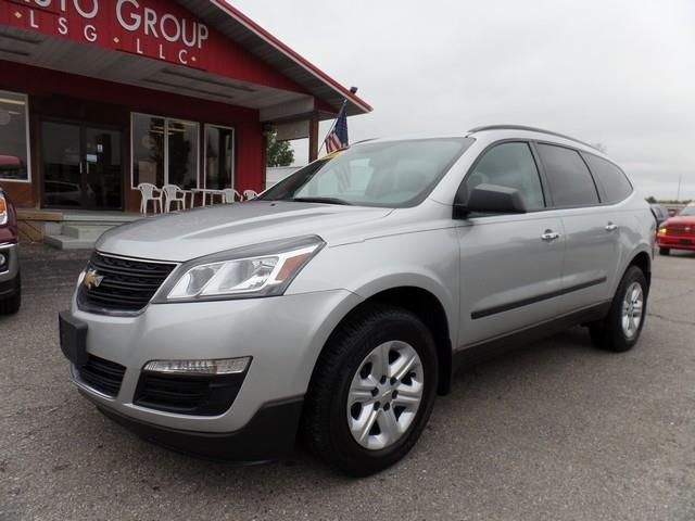 2015 chevrolet traverse ls awd ls 4dr suv for sale in mount pleasant michigan classified. Black Bedroom Furniture Sets. Home Design Ideas