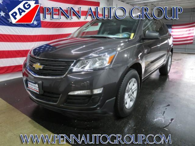 2015 Chevrolet Traverse LS AWD LS 4dr SUV