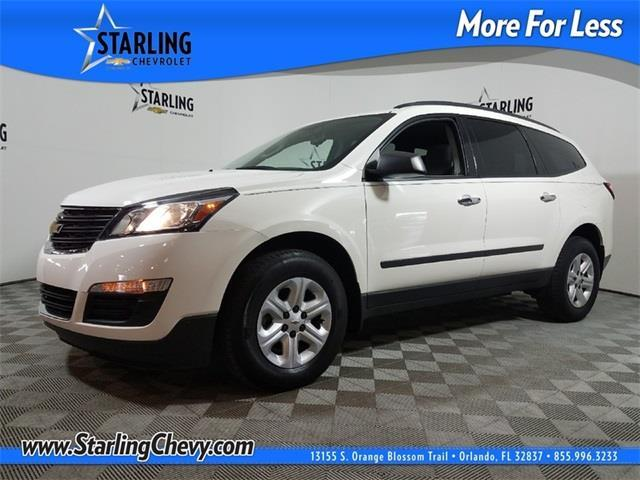 2015 chevrolet traverse ls ls 4dr suv for sale in orlando florida classified. Black Bedroom Furniture Sets. Home Design Ideas