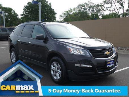 2015 chevrolet traverse ls ls 4dr suv for sale in minneapolis minnesota classified. Black Bedroom Furniture Sets. Home Design Ideas