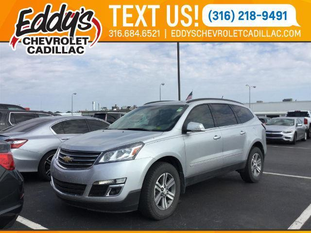 2015 Chevrolet Traverse Lt Lt 4dr Suv W 2lt For Sale In
