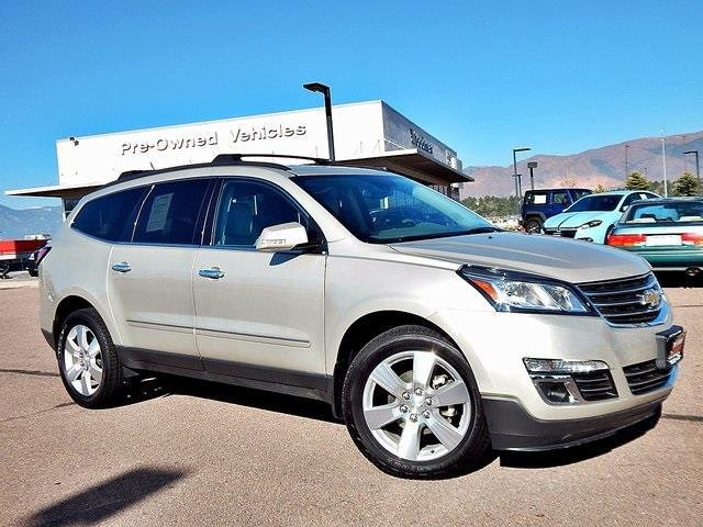 2015 chevrolet traverse ltz awd ltz 4dr suv for sale in colorado springs colorado classified. Black Bedroom Furniture Sets. Home Design Ideas