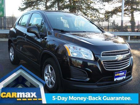 2015 Chevrolet Trax LS AWD LS 4dr Crossover w/1LS