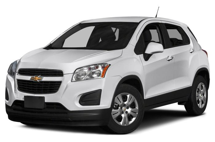 2015 Chevrolet Trax LT AWD LT 4dr Crossover w/1LT