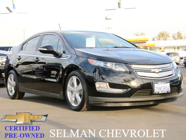 2015 Chevrolet Volt Base 4dr Hatchback