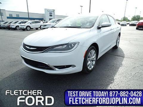 Fletcher Ford Joplin Mo >> 2015 CHRYSLER 200 4 DOOR SEDAN for Sale in Belle Center, Missouri Classified | AmericanListed.com