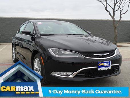 2015 Chrysler 200 C C 4dr Sedan
