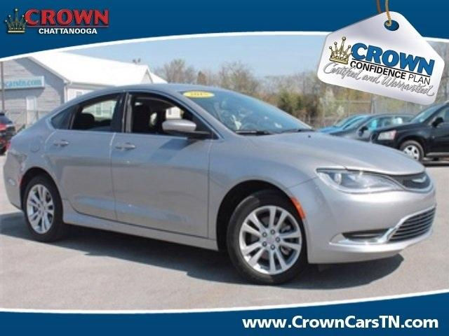 2015 chrysler 200 limited 4dr sedan for sale in chattanooga tennessee classified. Black Bedroom Furniture Sets. Home Design Ideas