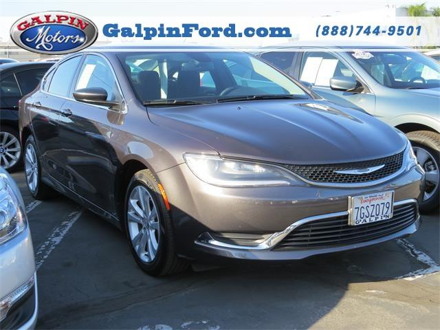 2015 chrysler 200 limited 4dr sedan for sale in northridge california classified. Black Bedroom Furniture Sets. Home Design Ideas
