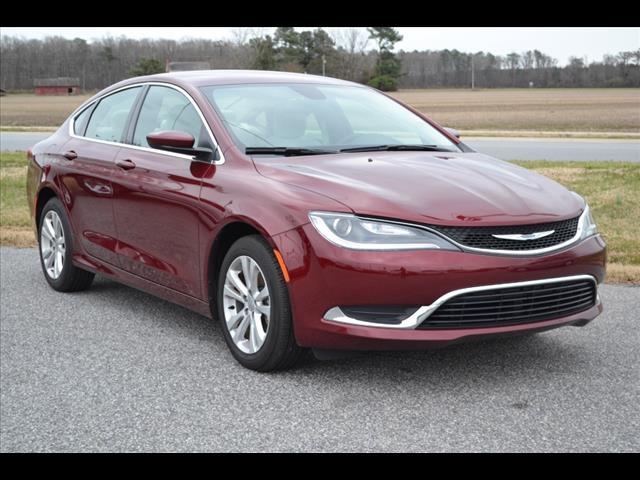 2015 chrysler 200 limited elizabeth city nc for sale in elizabeth city north carolina. Black Bedroom Furniture Sets. Home Design Ideas