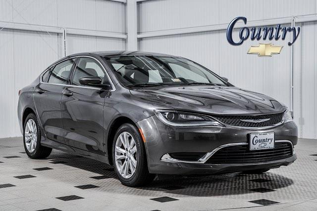2015 chrysler 200 limited limited 4dr sedan for sale in airlie virginia classified. Black Bedroom Furniture Sets. Home Design Ideas
