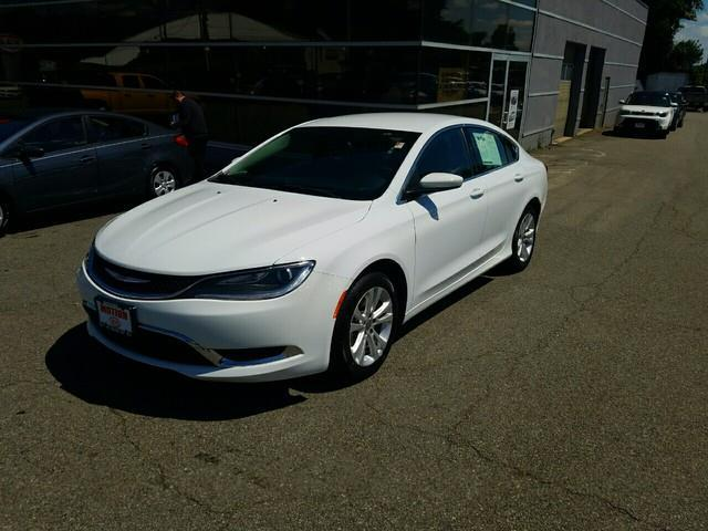 2015 chrysler 200 limited limited 4dr sedan for sale in allamuchy township new jersey. Black Bedroom Furniture Sets. Home Design Ideas
